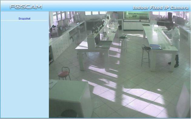 Visualize o laboratório trabalhando em tempo real