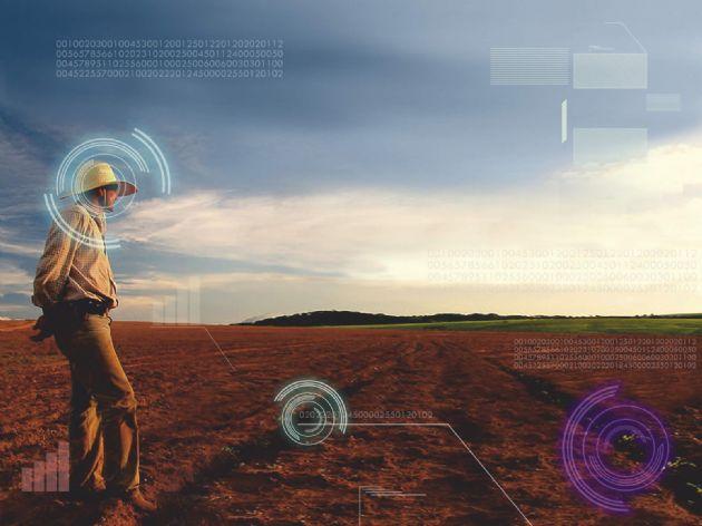Integração de Sistema de Agricultura de precisão com SGL Exata