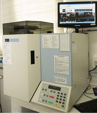 Analisador de Nitrogênio/Proteínas por Combustão (método Dumas)